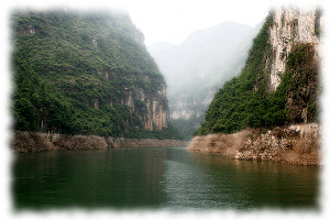 Yangtze River, China - FOE TOE's